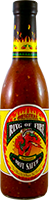 ring of fire habenaro hot sauce