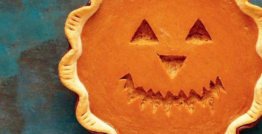 HalloweEvil Pumpkin Pie
