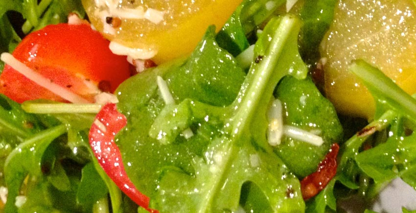 Simple Vinaigrette For Salad
