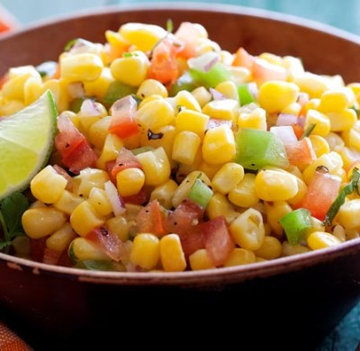 Tex Mex Corn Salad
