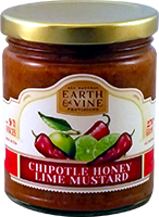 Chipotle Honey Lime Mustard