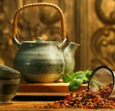 raw herbal tea shop ohio