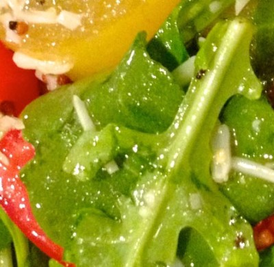 Simple Vinaigrette For Salad