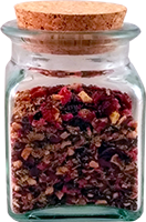 Cranberry Orange Herbal Tea