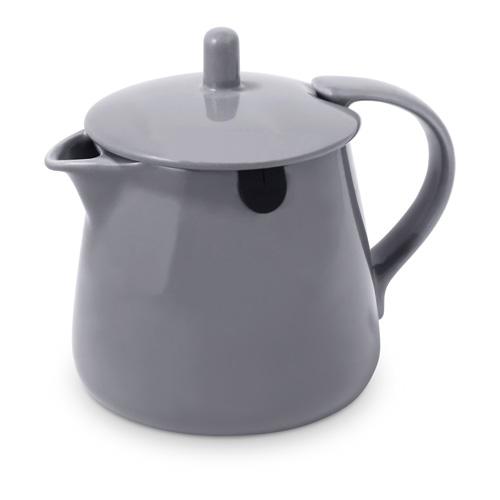 gray curve teapot 24oz