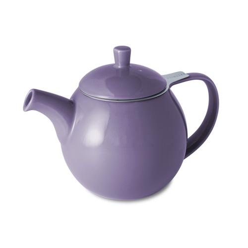 purple curve teapot 24oz